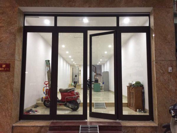 Cửa nhôm Xingfa - Nhôm kính Thanh Bình