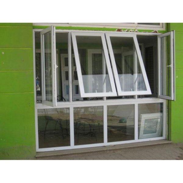 Cửa sổ mở hất nhôm Xingfa - Nhôm kính Thanh Bình